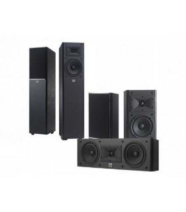 Set Boxe 5.0 surround JBL Arena 170, 125C, 120 Black