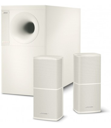 Set Boxe 2.1 Bose Acoustimass 5 series V White