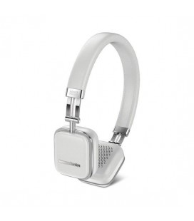 Casti on ear Wireless Harman Kardon SOHO Wireless White cu Bluetooth