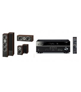 Receiver Yamaha RX-V481 cu set de Boxe 5.0  Magnat Supreme 1002,102, Center 252