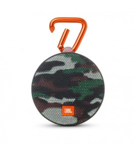 Boxa portabila wireless cu Bluetooth JBL Clip 2 Special Edition Squad