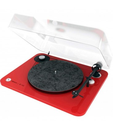 Pickup Turntable HI-FI Elipson Omega 100 Red