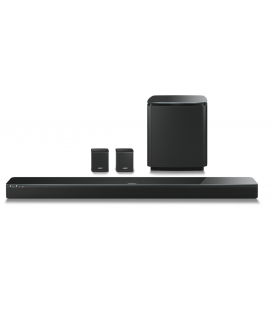 Set Home Cinema SoundBar 3.1 Surround Wireless Bose Soundtouch 300, Acoustimass 300, Virtually invisible 300 Pack