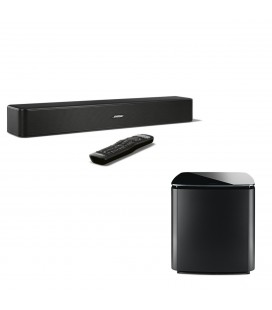 Set Home Cinema SoundBar 1.1 Surround Wireless Bose Soundtouch 300, Acoustimass 300 Pack