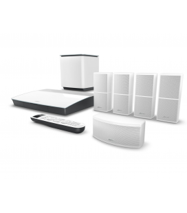Sistem home cinema Bose Lifestyle 600 System White