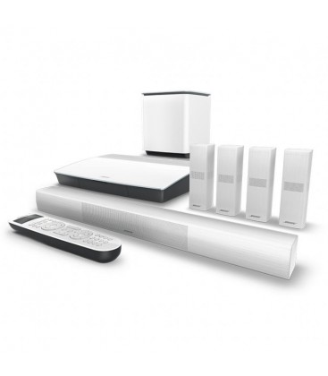 Sistem home cinema Bose Lifestyle 650 System White