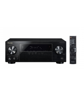 Receiver AV multicanal 5.1 Pioneer VSX-531-K, HDCP 2.2, MCACC calibration, ASR, Bluetooth and USB