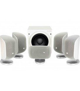 Set de boxe surround 5.1 Bowers & Wilkins MT-50 White