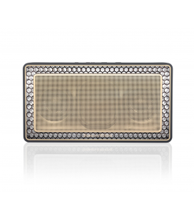 Boxa wireless portabila cu Bluetooth Bowers & Wilkins T7 Gold