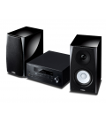 Micro sistem stereo Yamaha MCR-N570D Black, DAB, Wi-Fi, MusicCast, AirPlay® and Bluetooth®.