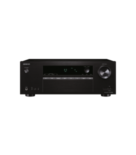 Receiver multicanal AV Onkyo TX-SR252 Black 5.1 surround, 4K UltraHD, HDCP 2.2, DTS-HD, USB