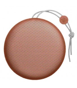 Boxa wireless portabila Bang & Olufsen BeoPlay A1 Tangerine