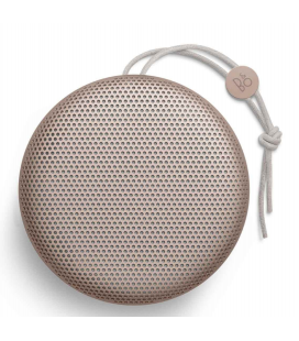 Boxa wireless portabila Bang & Olufsen BeoPlay A1 Sand Stone