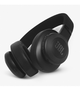 Casti wireless over ear JBl Synchros E55BT Black cu Bluetooth
