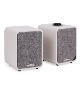 Boxe active cu Bluetooth Ruark Audio MR1 MK II Soft Grey