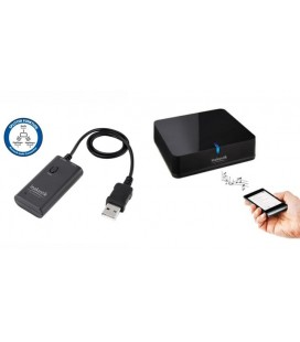 Inakustik Premium Bluetooth Audio Transmitter Receiver pack