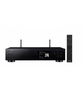 Network Audio Player Pioneer N-30AE-K Black, Wi-Fi, Airplay, gapless streaming, high-resolution and DSD capability