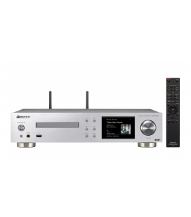 Network CD Receiver Pioneer NC-50DAB-S,  Wi-Fi, Bluetooth, Airplay, Chromecast, gapless streaming, Hi-Res, DSD capability