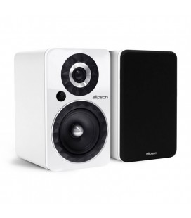 Boxe active Wireless cu Bluetooth Elipson Prestige Facet 6B BT Phono White Matt- pereche