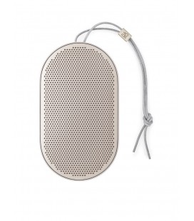 Boxa wireless portabila cu Bluetooth® Bang & Olufsen BeoPlay P2 Sand Stone