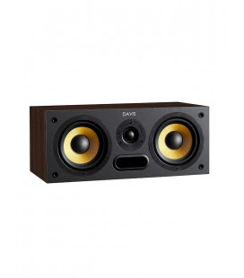 Boxa Centru Davis Acoustics Central Sacha Walnut