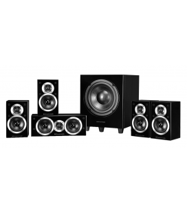 Set de boxe 5.1 Wharfedale Moviestar DX-1SE Black