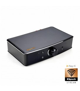 Amplificator Stereo Multiroom Klipsch PowerGate, Wi-Fi , USB, Bluetooth® apt-X decoding