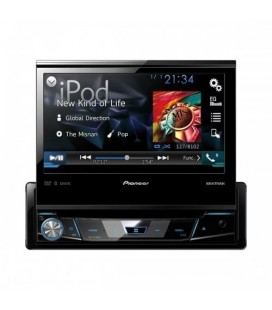 "DVD player auto 1DIN Pioneer AVH-X7800BT, ECRAN RETRACTABIL 7"", Bluetooth®, Mixtrax EZ si AppRadio Mode"