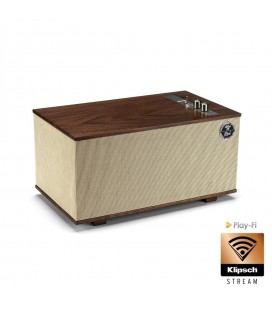 Boxe Wireless Klipsch Capitol Three Blonde, Bluetooth®,  Wi-Fi for DTS Play-Fi®