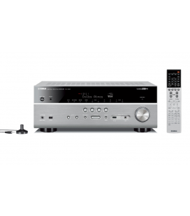 Receiver multicanal AV Yamaha MusicCast RX-V683 Titan, 7.2 canale, WI-FI, Airplay, Bluetooth, 4K Ultra HD, HDCP 2.2