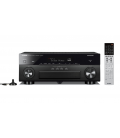 Receiver multicanal AV Yamaha RX-A870 Titan, 7.2 canale, UHD 4K, Dolby Atmos® and DTS-X™, ESS DAC, Deezer, Tidal