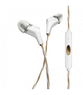 Casti in ear Klipsch Reference X6i White - compatibile Apple