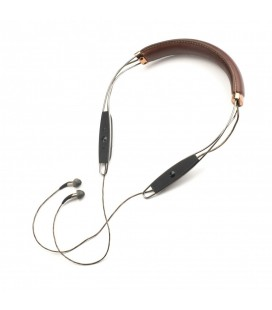 Casti in ear Wireless Cu Bluetooth® Klipsch X12 Neckband - brown