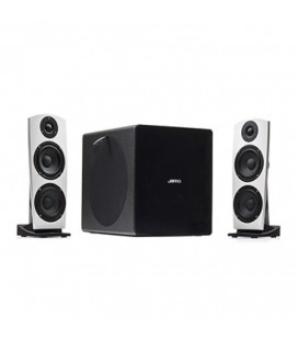 Boxe wireless + subwoofer Jamo DS7 white - set