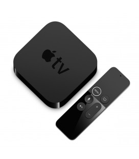 HD Media Player Apple TV 4th Gen, 32GB Flash, Bluetooth, Wi-Fi, LAN