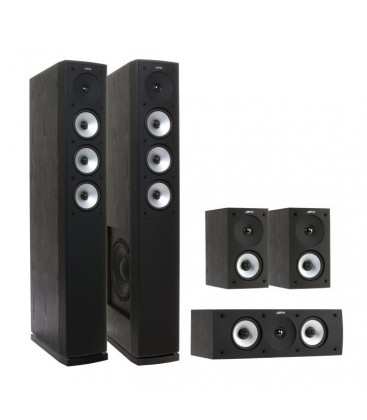 Sistem home cinema Jamo S 628 HCS - Black