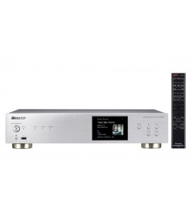 Network audio player Pioneer N-50AE-S, dual-band WiFi, Airplay, Hi-Res Audio, Internet Radio and USB digital input