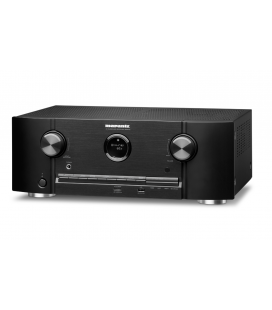 Receiver AV multicanal 7.2 canale Marantz SR5012 Black, HEOS, Wi-Fi, Bluetooth, 4K Ultra HD, Airplay