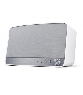 Boxa wireless multiroom Pioneer MRX-3 White, FlareConnect™, Wi-fi, Bluetooth, Spotify®, TIDAL, Deezer, TuneIn®