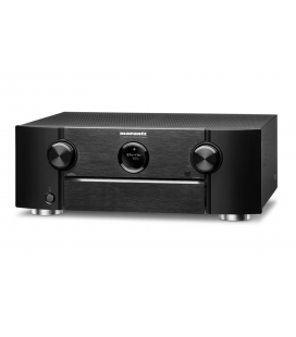 Receiver AV 9.2 Marantz SR6012 Black, AirPlay, Bluetooth, TuneIn Internet Radio, HEOS, Amazon Alexa