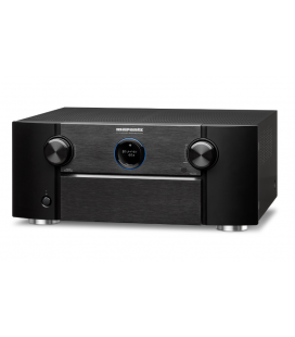 Receiver AV 9.2 Marantz SR7012 Black, AirPlay, Bluetooth, TuneIn Internet Radio, HEOS, Amazon Alexa