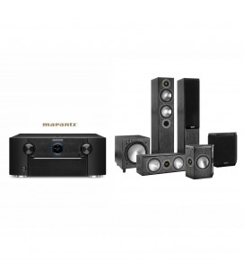 Receiver Marantz SR7012 cu Set Boxe 5.1 Monitor Audio Bronze 5, Bronze FX, Bonze Center, Bronze W10