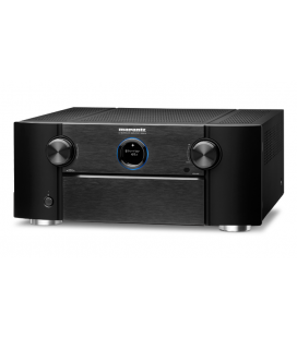 Receiver AV 11.2 Marantz SR8012 Black, AirPlay, Bluetooth, TuneIn Internet Radio, HEOS, Amazon Alexa