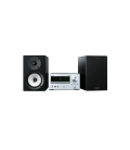 Network Hi-Fi Mini System Onkyo CS-N765 - silver/black