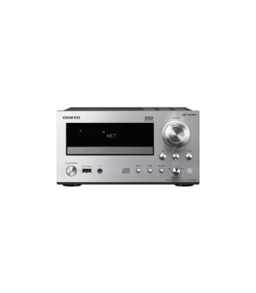Network CD Receiver Onkyo CR-N765 - silver
