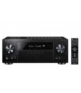 Network Receiver 5.1 Pioneer VSX-832 black, Dolby Atmos, DTS:X , 4K Ultra HD, HDCP 2.2, Hi-Res Audio , WiFi & Bluetooth