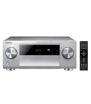 Receiver 9.2 Pioneer SC-LX701 silver