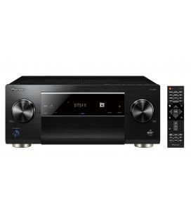 Network A/V Receiver 9.2 PIONEER SC-LX801 BLACK, class D AMP, 4K ultra-HD, Dolby Atmos, DTS:X, high-resolution streaming