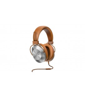 Casti over ear cu microfon  Pioneer SE-MS5T - brown