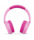 Casti on ear wireless cu Bluetooth® 4.0 JBL JR300 Pink, Child Friendly